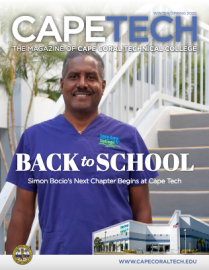 Cape Tech magazine back to science
