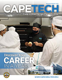 CAPE TECH magazine Winter/Spring 2021